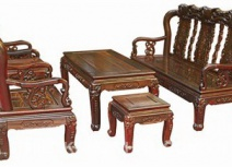 Salon gỗ SLG-007